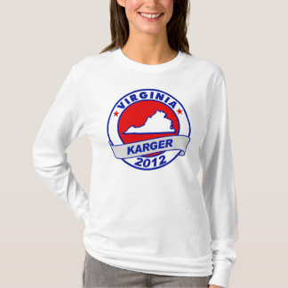 Virginia Fred Karger T-Shirt