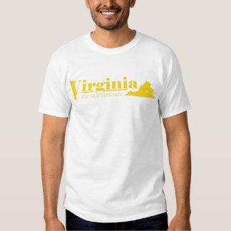 Virginia Gold T-Shirt