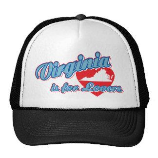 Virginia Mesh Hats