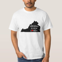 Virginia is for Lovers T-Shirt