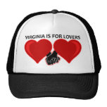 Virginia is for Lovers Trucker Hat