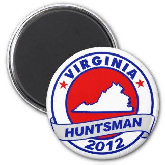 Virginia Jon Huntsman Refrigerator Magnets