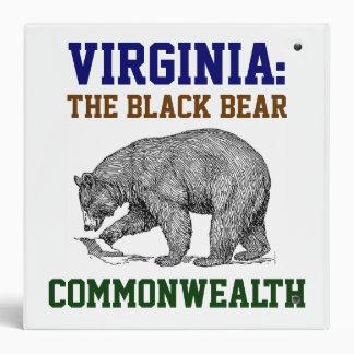Virginia: La Commonwealth del oso negro