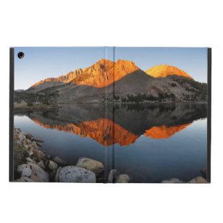 Virginia Lake Sunset Alpenglow - John Muir Trail iPad Air Case