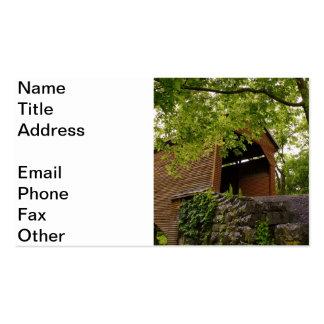 Virginia Landmark Business Card Templates
