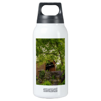 Virginia Landmark 10 Oz Insulated SIGG Thermos Water Bottle