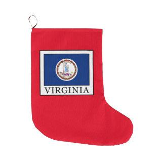 Virginia Large Christmas Stocking