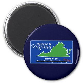 Virginia Magnet