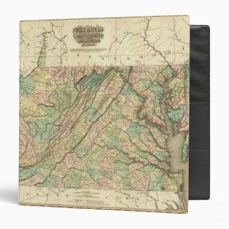 Virginia, Maryland and Delaware Binder