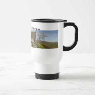 Virginia Mountains Forests Trees Mug