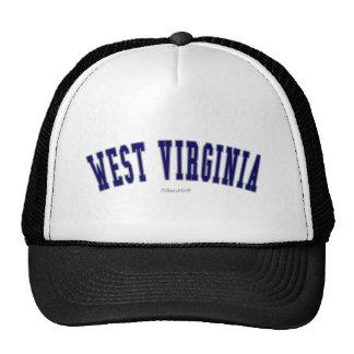 Virginia Occidental Gorra