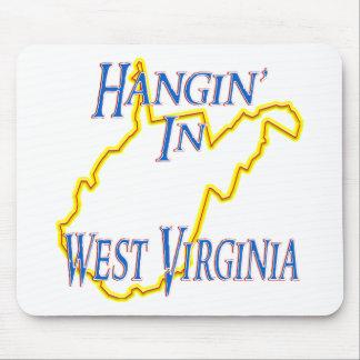 Virginia Occidental - Hangin Alfombrilla De Raton