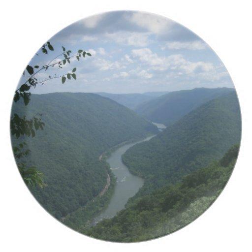 Virginia Occidental Plato De Comida