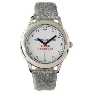 Virginia Occidental Reloj De Mano