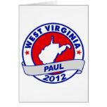 Virginia Occidental Ron Paul Felicitaciones