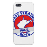 Virginia Occidental Ron Paul iPhone 5 Protector