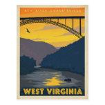 Virginia Occidental Tarjetas Postales