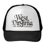 Virginia Occidental W&W_Black Gorro