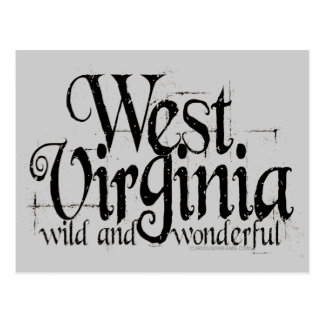 Virginia Occidental W&W_Black Postal