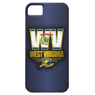 Virginia Occidental WV iPhone 5 Case-Mate Cárcasas