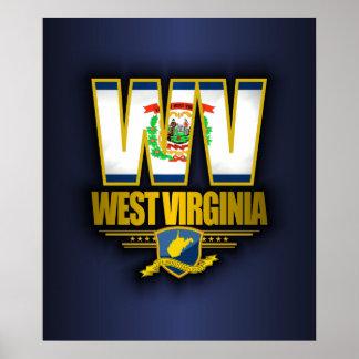 Virginia Occidental (WV) Póster