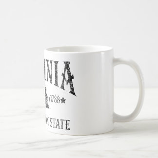 Virginia - Old Dominion State Coffee Mugs