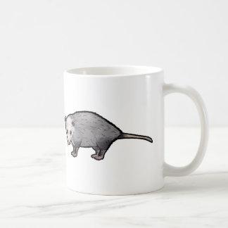 Virginia Opossum Coffee Mug