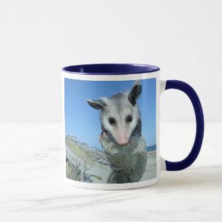 Virginia Opossum Mug