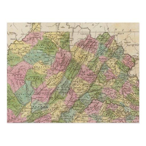 Virginia Postales