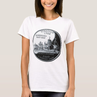 Virginia Quarter T-Shirt
