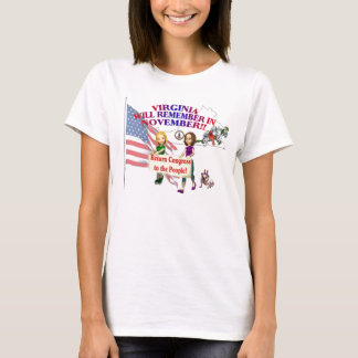 Virginia - Return Congress to the People! T-Shirt