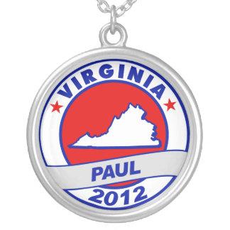 Virginia Ron Paul Pendant