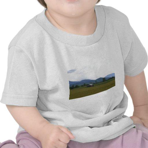 Virginia rural camisetas