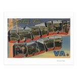 Virginia - Sky-Line Drive (National Park) Postcard