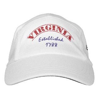 Virginia State Established Headsweats Hat