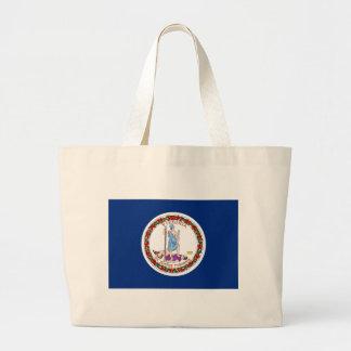 Virginia State Flag bag
