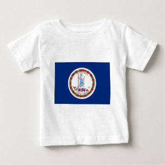 Virginia State Flag T Shirt