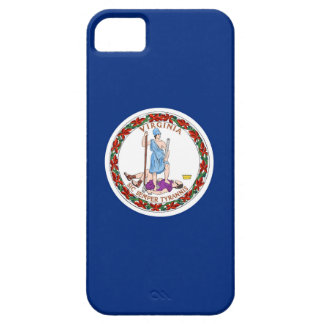 virginia state flag united america republic symbol iPhone SE/5/5s case