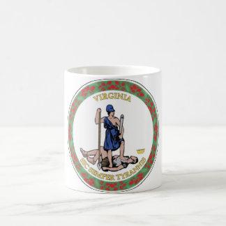 Virginia State Seal Coffee Mug