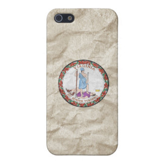Virginia State Seal iPhone SE/5/5s Case