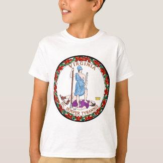 Virginia state seal.jpg T-Shirt