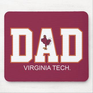 Virginia Tech Dad Mouse Pad