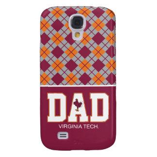 Virginia Tech Dad Samsung Galaxy S4 Cover