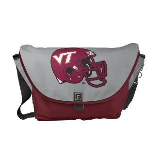 Virginia Tech Helmet Courier Bag