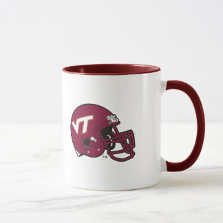 Virginia Tech Helmet Mug