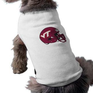 Virginia Tech Helmet T-Shirt
