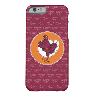 Virginia Tech Hokie Bird Barely There iPhone 6 Case