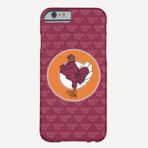 Virginia Tech Hokie Bird Barely There iPhone 6 Case