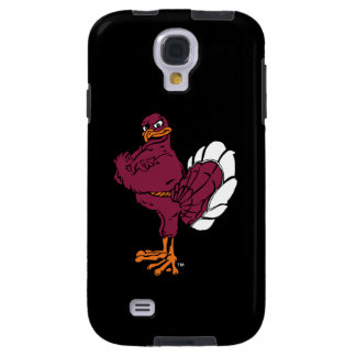 Virginia Tech Hokie Bird Galaxy S4 Case