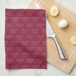 """Virginia Tech Hokie Bird Hand Towel<br><div class=""""desc"""">Do you want to show off your Virginia Tech pride? Check out these official Hokie designs where you can personalize your own Virginia Tech merchandise on Zazzle.com! These products are perfect for all VT students, alumni, staff, family, and fans. We have the perfect gear and design for your tailgate, party,...</div>"""